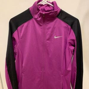 Women's Nike Dri Fit Running Jacket, Size M